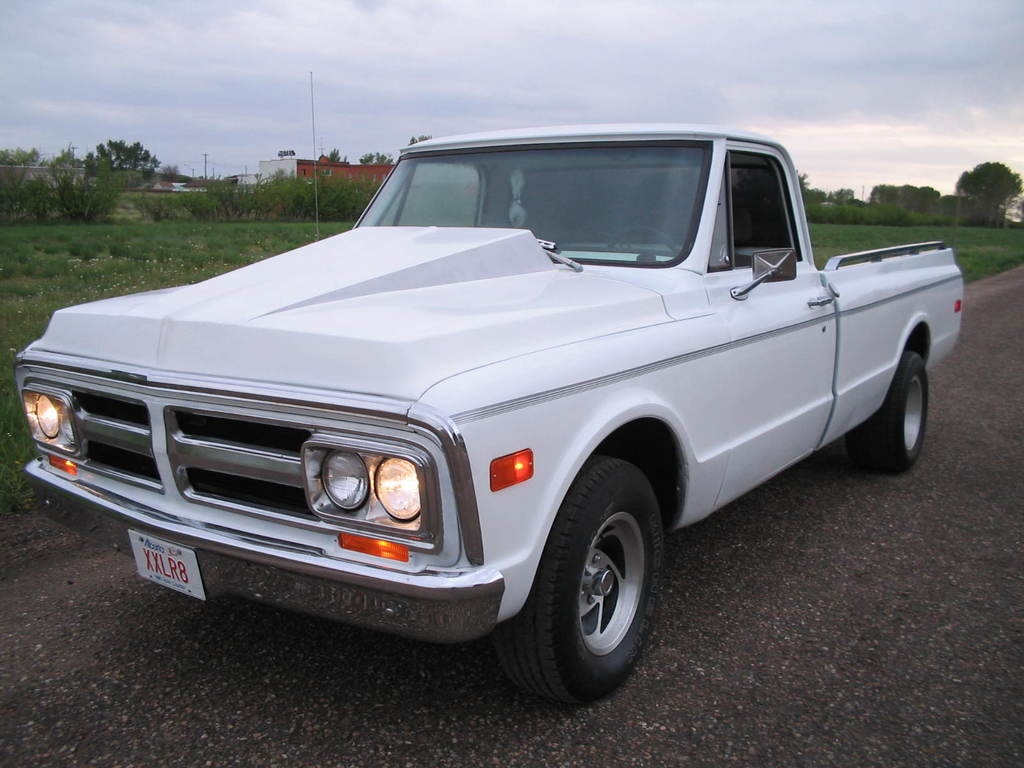 Gmc Red Deer >> Fueld-Designs 1969 GMC K15/K1500 Pick-Up Specs, Photos, Modification Info at CarDomain