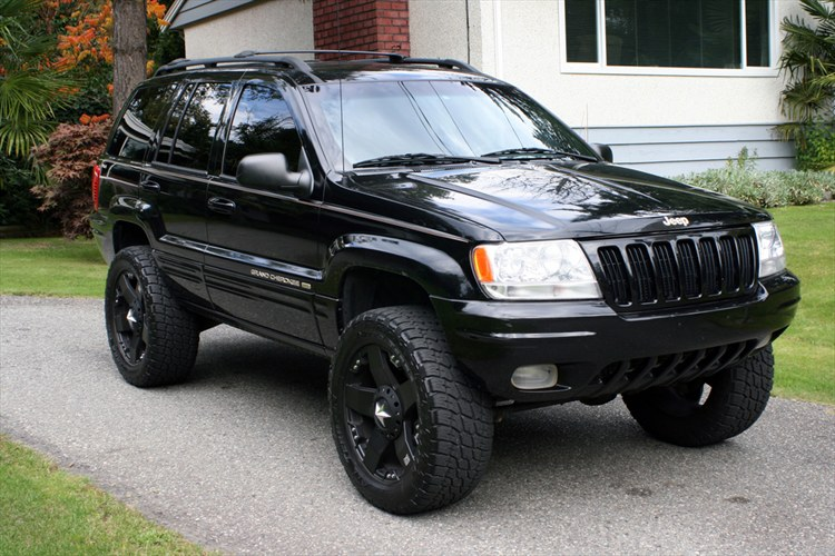 dr lcf 1999 jeep grand cherokee specs photos modification info at. Black Bedroom Furniture Sets. Home Design Ideas