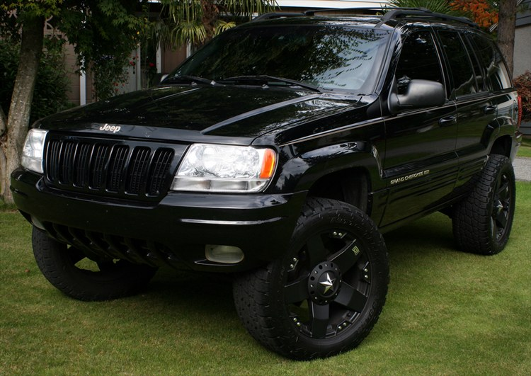 Another Dr-LCF 1999 Jeep Grand Cherokee post... - 12077330