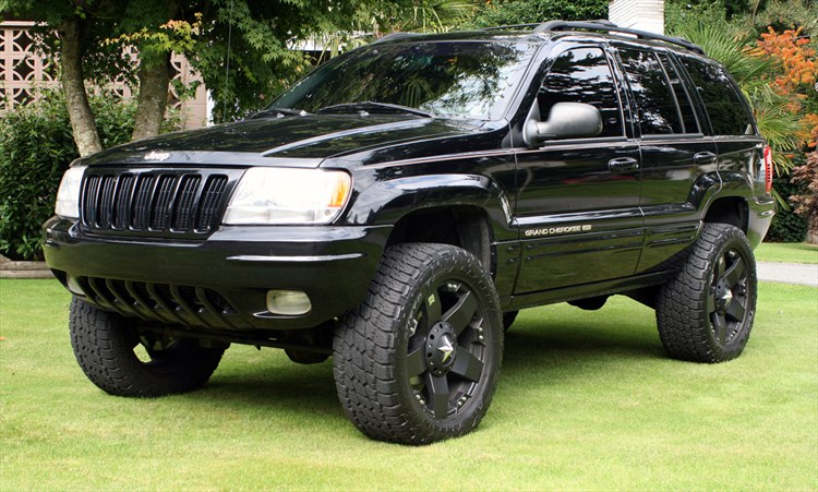 Another Dr-LCF 1999 Jeep Grand Cherokee post... - 12077334