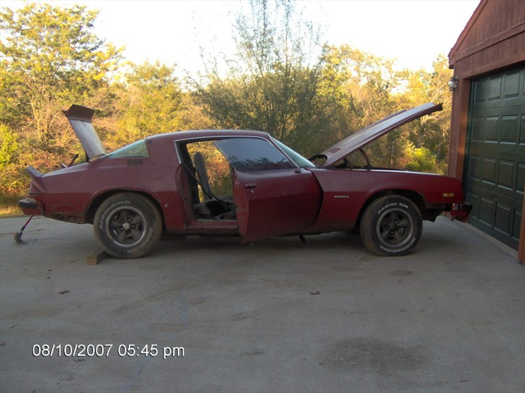 Another Visionjnt 1976 Chevrolet Camaro post... - 12077131