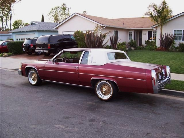 Another mcalles 1984 Cadillac DeVille post... - 12077324