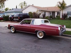 mcalless 1984 Cadillac DeVille