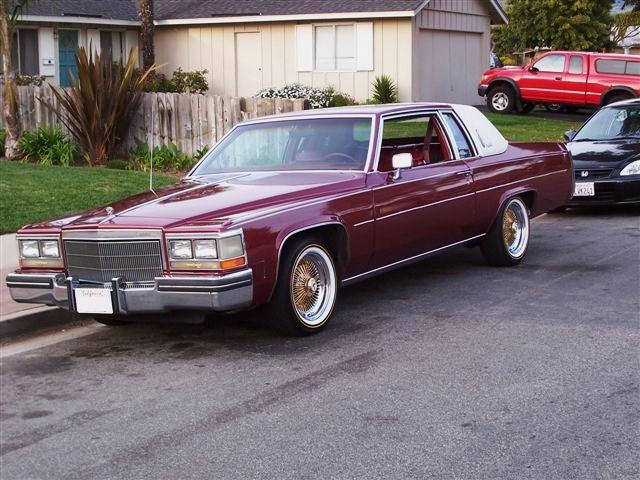 Another mcalles 1984 Cadillac DeVille post... - 12077325