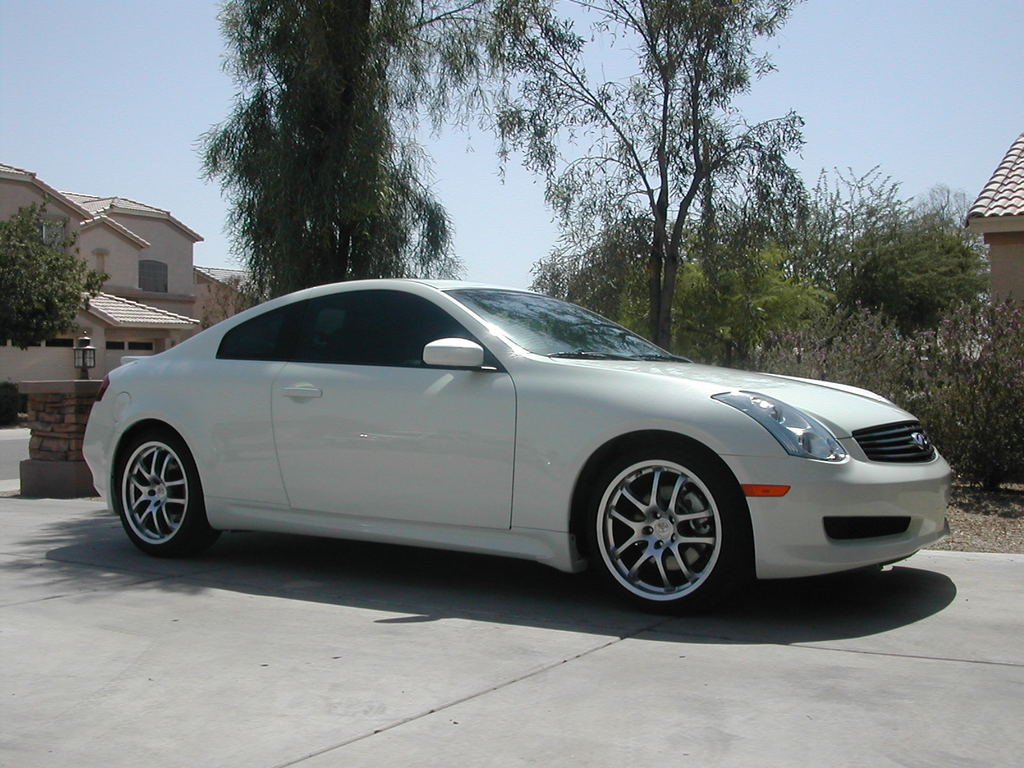 trdracingaztc 39 s 2007 infiniti g in gilbert az. Black Bedroom Furniture Sets. Home Design Ideas