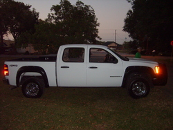 MEANMACHINE1 2008 GMC Sierra 1500 Regular Cab