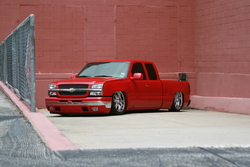 Spoderola93s 2005 Chevrolet Silverado 1500 Regular Cab