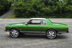Foxvtrapstars 1985 Chevrolet Caprice