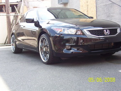 Ackman 2008 Honda Accord