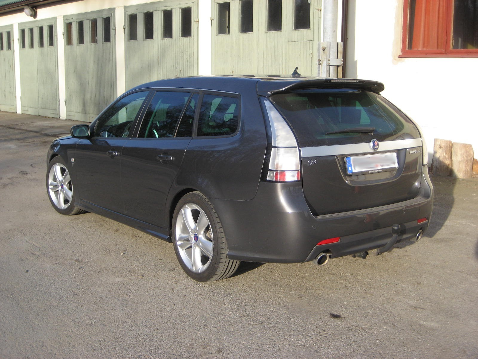 Another Sandstrom 2009 Saab 9-3 post... - 12084180