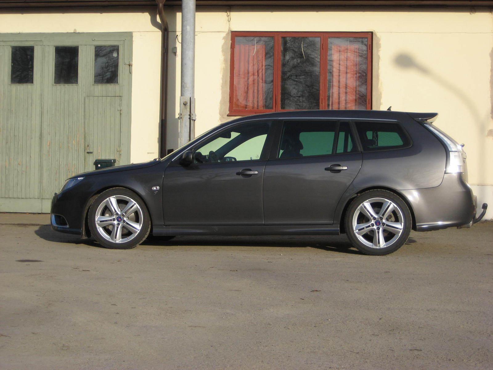 Another Sandstrom 2009 Saab 9-3 post... - 12084181