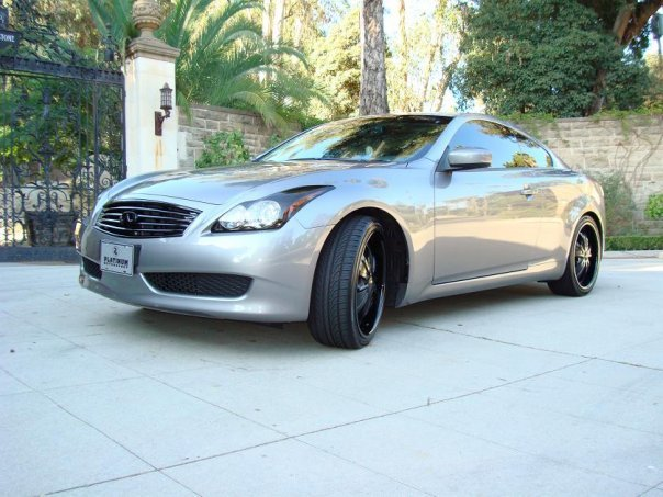 Another alexrus 2008 Infiniti G post... - 12085421