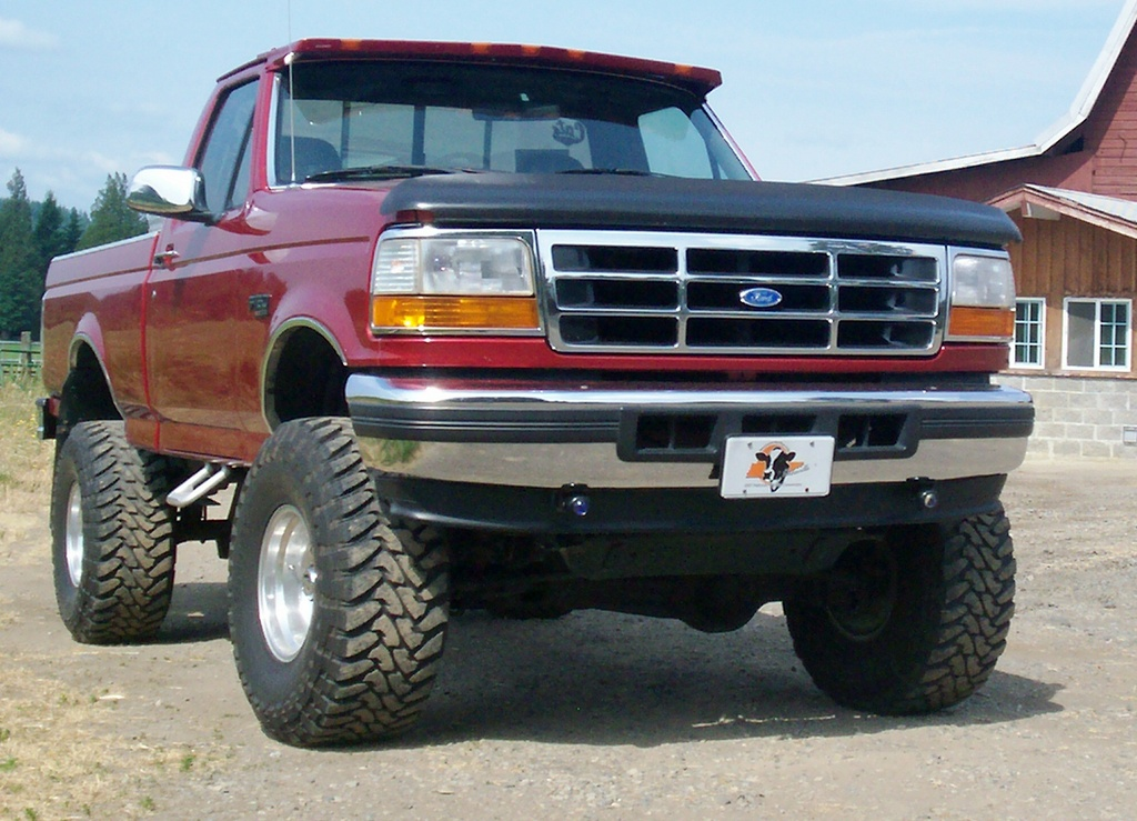 Another jegerbomb 1996 Ford F150 Regular Cab post... - 12091287