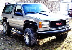 ogichidaags 1994 GMC Yukon