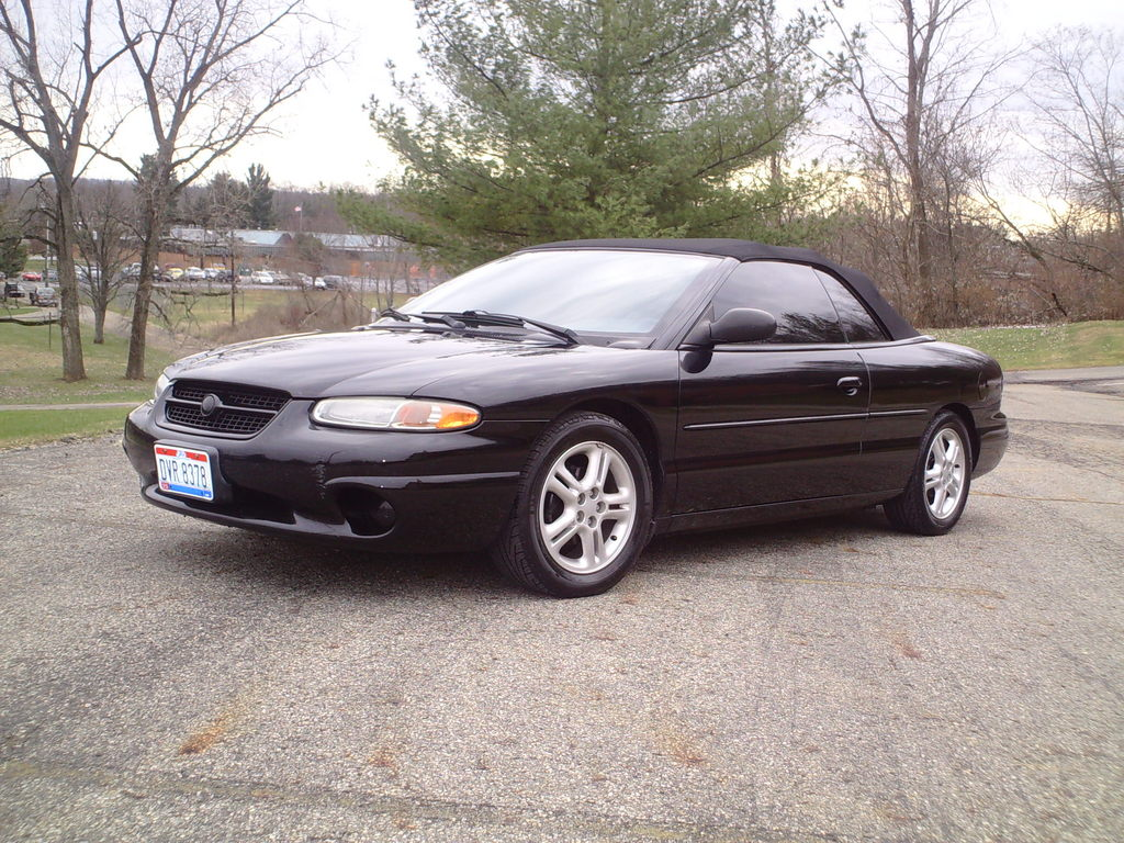 hitechracing 1996 chrysler sebring specs photos. Black Bedroom Furniture Sets. Home Design Ideas