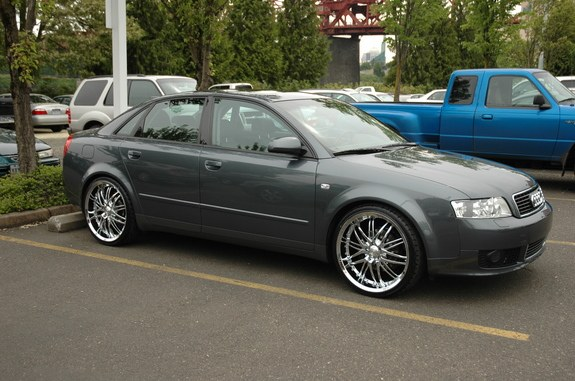 Rommulus03 2003 Audi A4 Specs Photos Modification Info At Cardomain