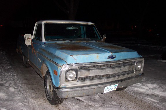 Another 1993luminaZ34 1969 Chevrolet C/K Pick-Up post... - 9462405