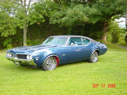 w442309s 1969 Oldsmobile 442