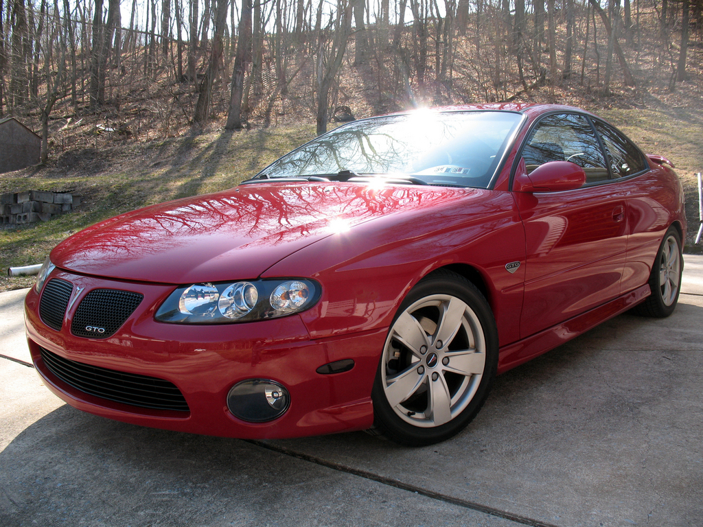 gremlinz34 39 s 2004 pontiac gto in boyertown pa. Black Bedroom Furniture Sets. Home Design Ideas