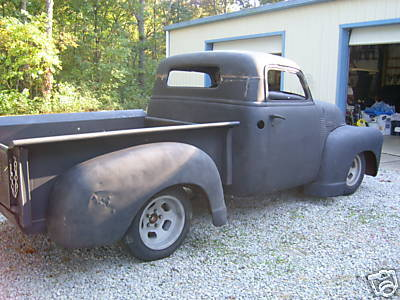 tdreed's 1952 Chevrolet C/K Pick-Up