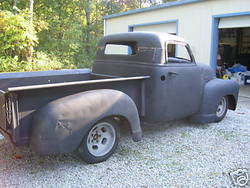 tdreeds 1952 Chevrolet C/K Pick-Up