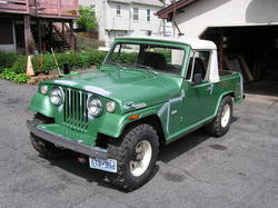 Sir_James 1970 Jeep Commando
