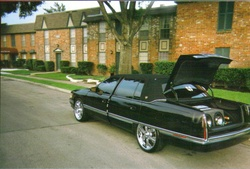 Calibars 1996 Cadillac DeVille