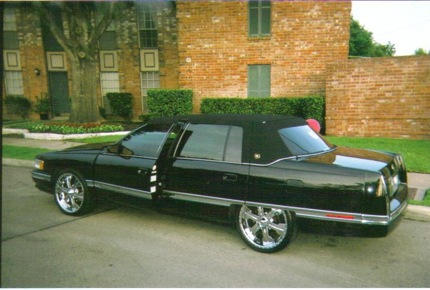 calibar 1996 cadillac deville specs photos modification. Black Bedroom Furniture Sets. Home Design Ideas