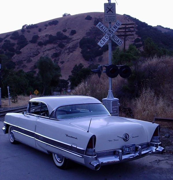 My55chevy 1956 Packard 400 12138953