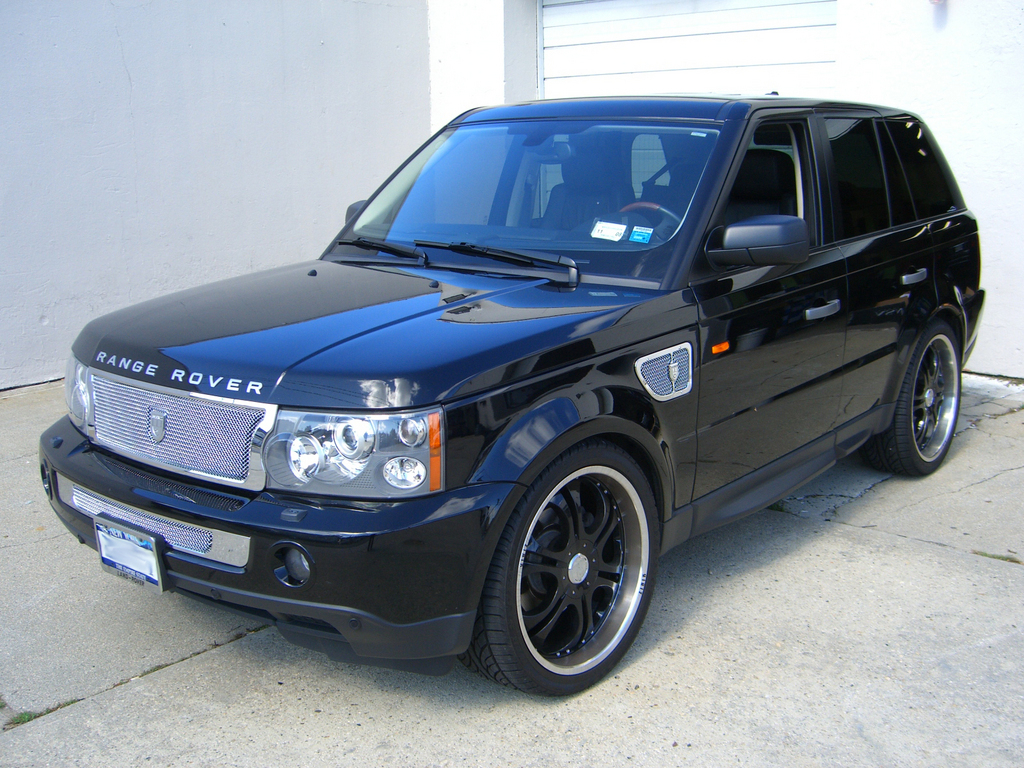 autoaddiction 2007 land rover range rover sport specs photos modification info at cardomain. Black Bedroom Furniture Sets. Home Design Ideas