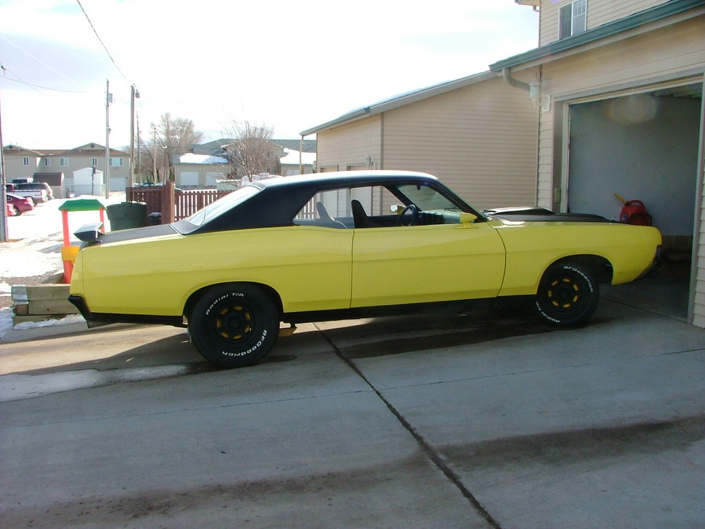 FOPAR 1969 Ford Fairlane 12147362