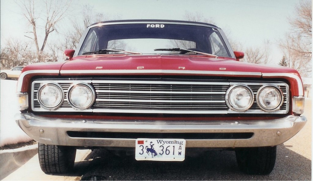 FOPAR 1969 Ford Fairlane 12147385