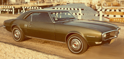 oldsmobobs 1968 Pontiac Firebird
