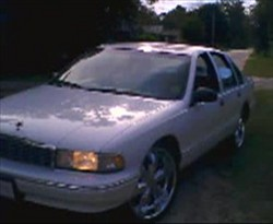 olskoolkingzs 1995 Chevrolet Caprice