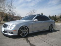 WWadehras 2006 Mercedes-Benz E-Class