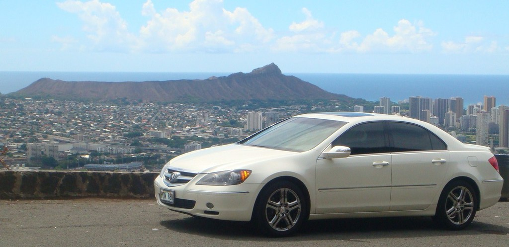 EricY 2006 Acura RL