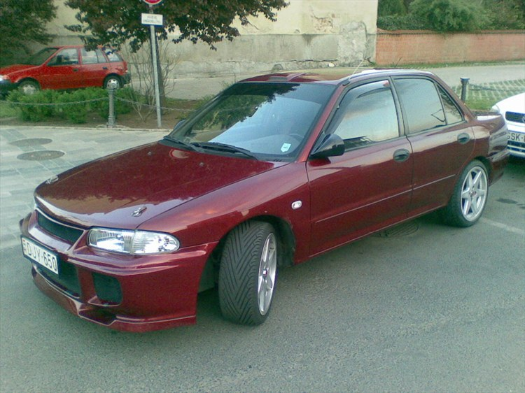 Another Szocsy 1993 Mitsubishi Lancer post... - 12093305