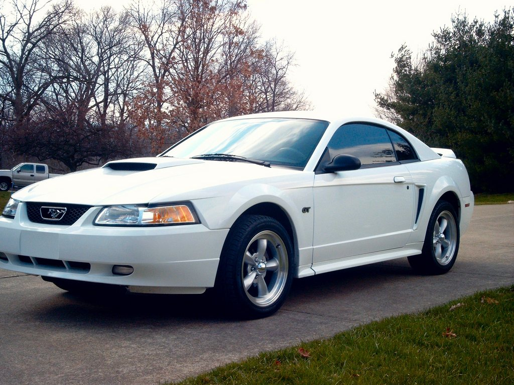 CoyotePunisher 2000 Ford Mustang