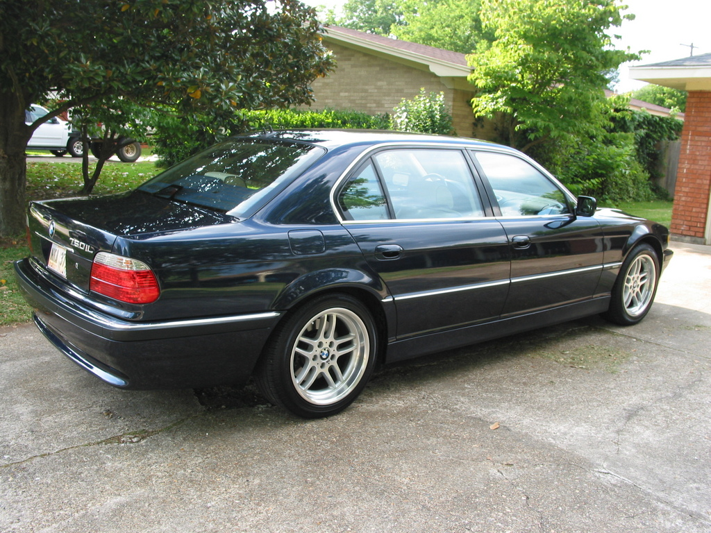 Difalkner 2001 BMW 7 Series 31680030002 Large