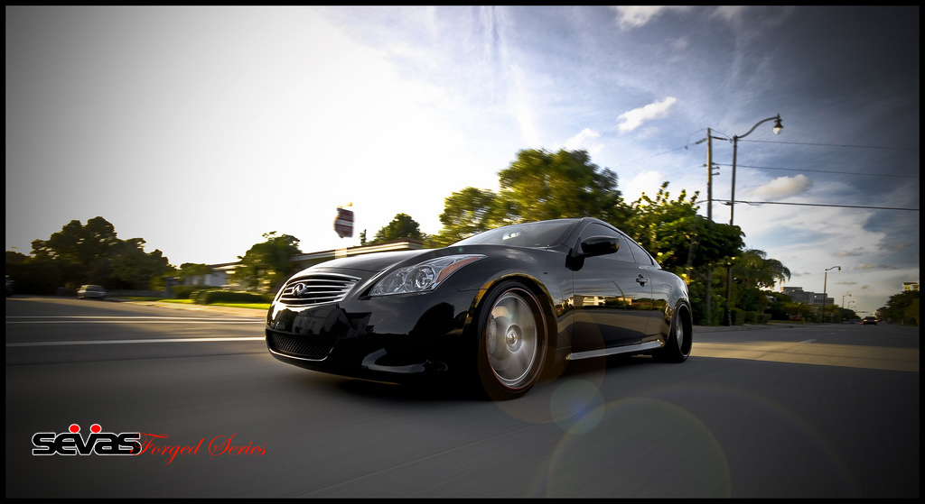 Another TeamSevas 2009 Infiniti G post... - 12098920
