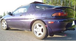 T-revs 1996 Mazda MX-3