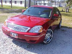 dahaitianreps 2006 Ford Five Hundred