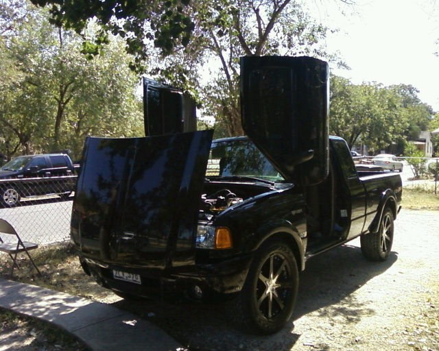 Another Ford2003 2003 Ford Ranger Regular Cab post... - 12095088