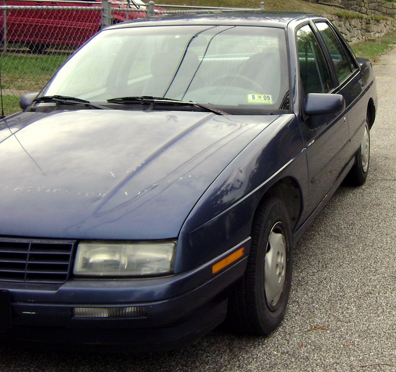 Another chvyman1 1995 Chevrolet Corsica post... - 12095078