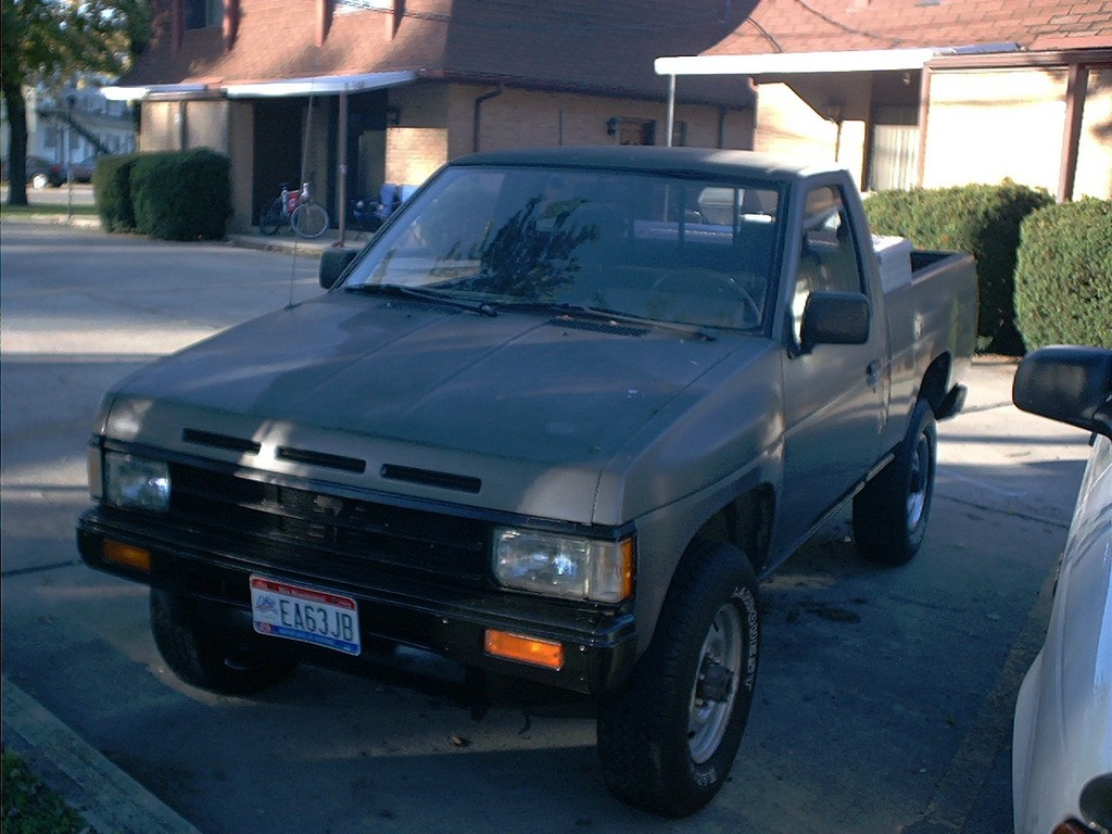 CoyotePunisher 1988 Nissan Regular Cab