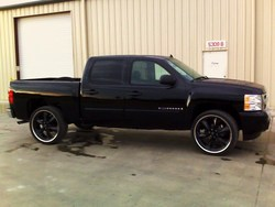 evanb200869s 2008 Chevrolet Silverado 1500 Regular Cab