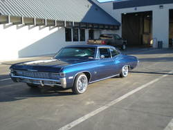 68Joes 1968 Chevrolet Impala