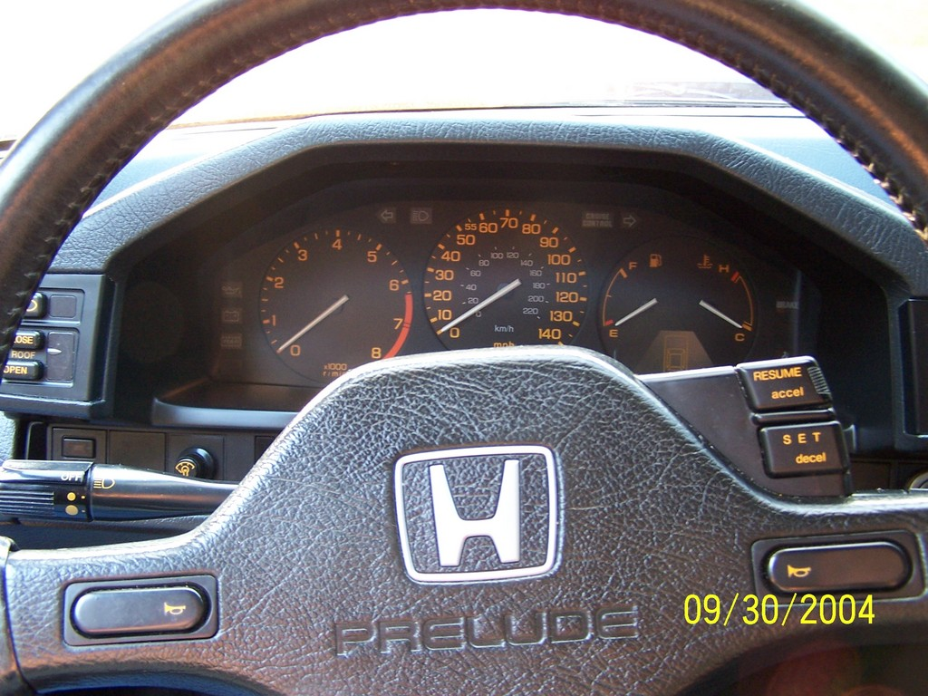 Another ianvohringer 1986 Honda Prelude post... - 12097257