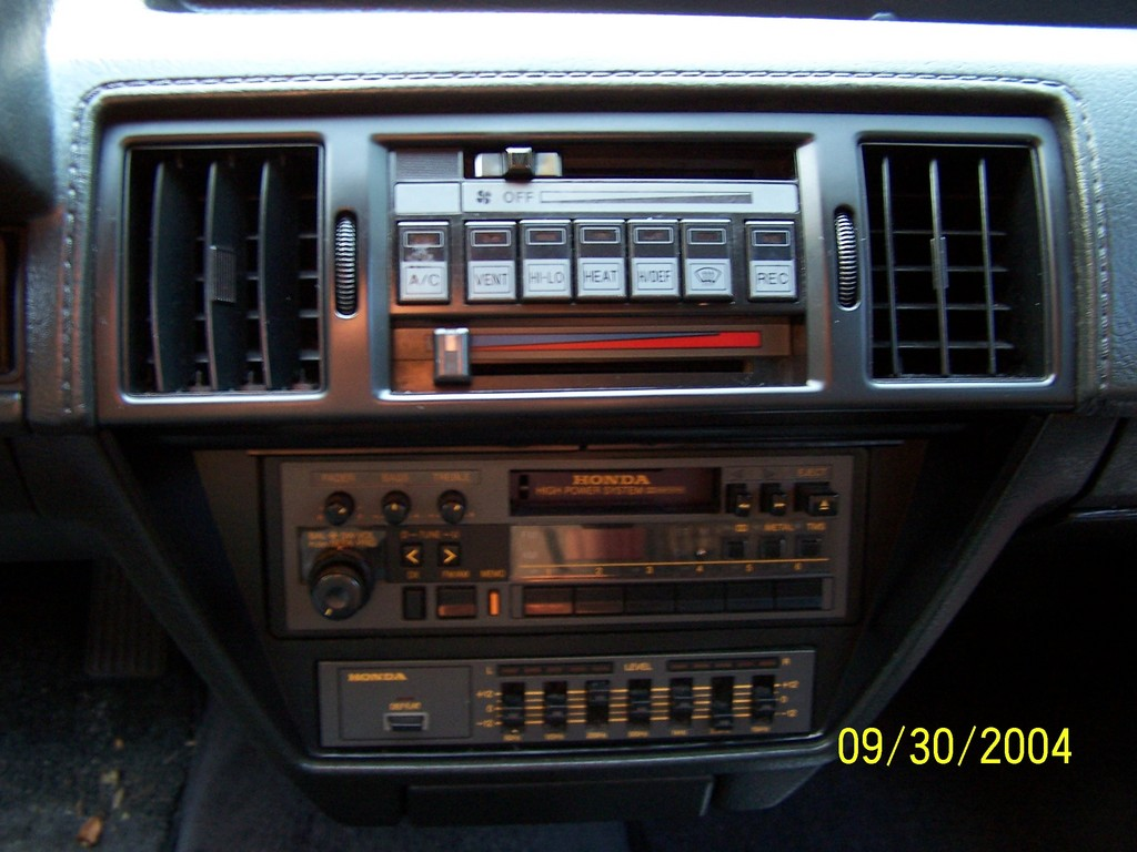 Another ianvohringer 1986 Honda Prelude post... - 12097258