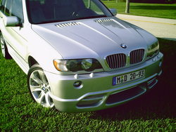 Sylvabmas 2004 BMW X5